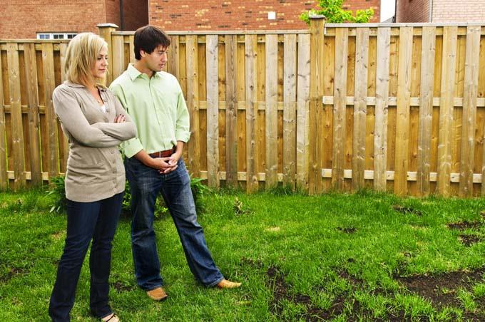 Fix Bare Batch Turf | GardenersPath.com