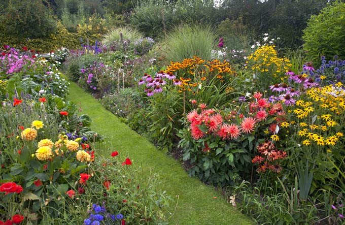 Reinventing the Cottage Garden With Todays Busy Lifestyle | GardenersPath.com