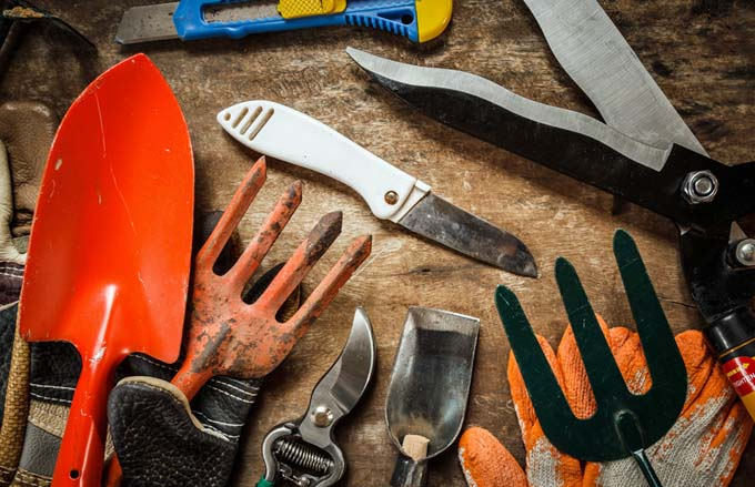 Maintaining Your Garden Hand Tools