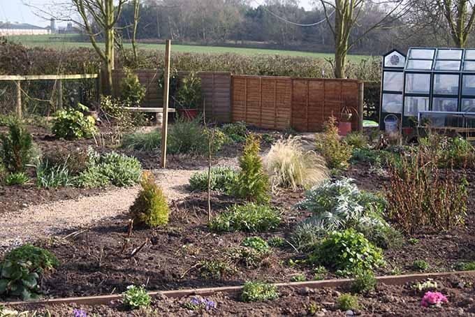 The Garden in March | Gardenerspath.com