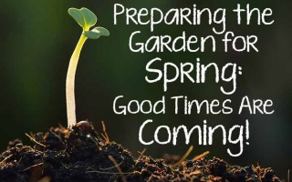 Good Times- Preparing the Garden | Gardenerspath.com