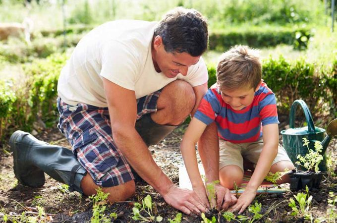 Your Go-to Guide to Gardening with Children| GardenersPath.com