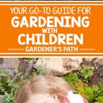 Are you gardening with children? You'll love this guide from Gardener's Path. From seeds to harvest, there are suggestions for kid-friendly flowers, veggies, supplies, methods, and activities that will please the children at your house, and teach them a few things about mother nature in the process.