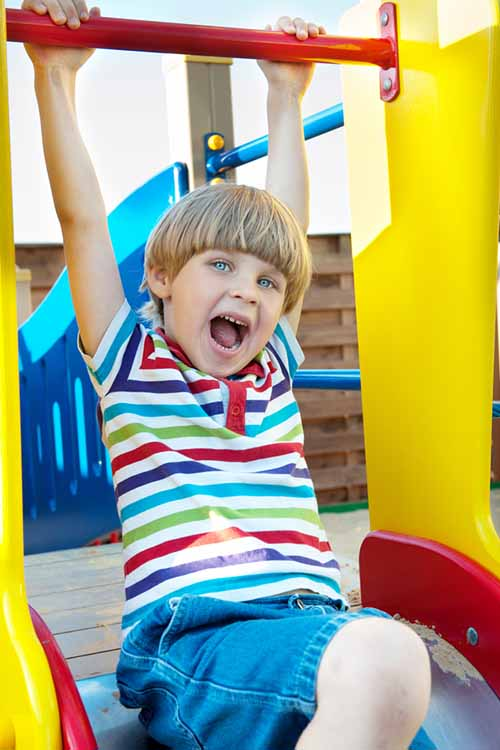Kids (or more kids) on the way? It might finally be time to buy a backyard playground set! Learn how to make the best choice for your family in this informative article from Gardener's Path: https://gardenerspath.com/gear/outdoor-furniture/backyard-playground-equipment/