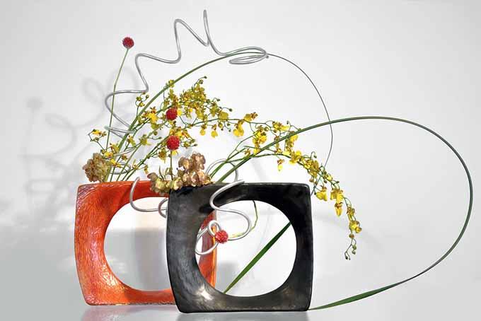 Unique Floral Arrangement | GardenersPath.com