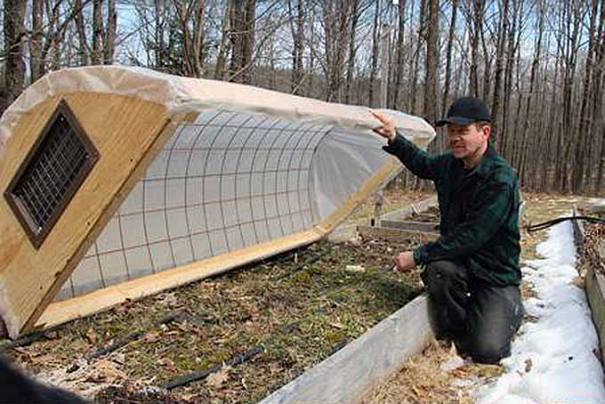 Season Extension Roundup: Cold Frame Video Tutorial
