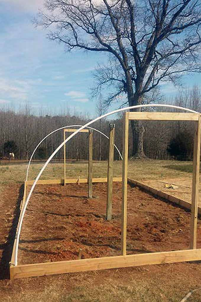 Season Extension Roundup: Make Your Own Hoophouse