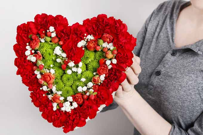 Make a Blooming Heart Centerpiece in 6 Easy Steps | GardenersPath.com