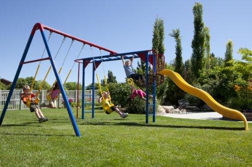 The Best Backyard Playground Equipment Of 2017 Gardener S Path