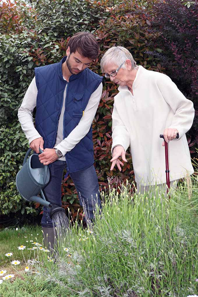 Gardening is a fun way to bring generations together in a shared activity: https://gardenerspath.com/how-to/hacks/benefits-gardening-seniors/