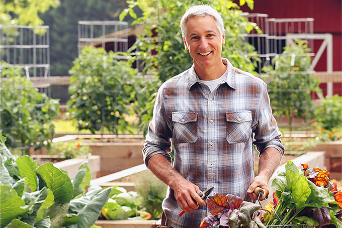 Gardening show host Joe Lamp'l encourages everyone to grow their own food | GardenersPath.com