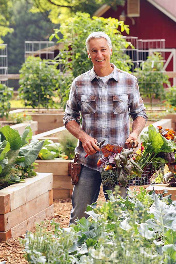 Learn why TV personality Joe Lamp'l thinks everyone, from young to old, will find modern gardening easier and more fun: https://gardenerspath.com/how-to/beginners/tv-personality-joe-gardener/ ‎