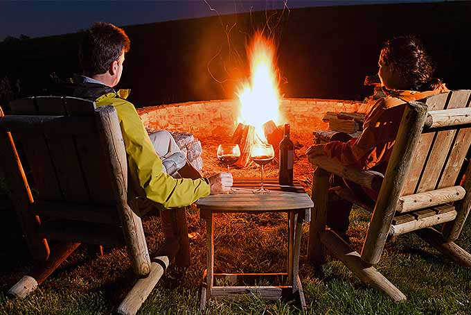 Enjoy the outdoors even more with your own fire pit or patio heater. | GardenersPath.com