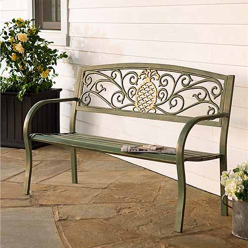 Marvelous The Best Garden Benches Reviewed In 2019 Gardeners Path Evergreenethics Interior Chair Design Evergreenethicsorg