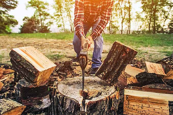 Split Wood Like a Pro with the Best Mauls | GardenersPath.com