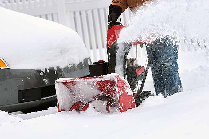 Clear Driveways and Sidewalks with the Best Snow Blower | GardenersPath.com