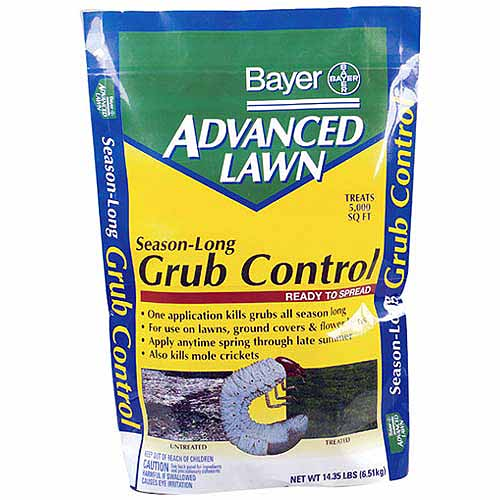 Bayer Advanced Lawn Grub Control | GardenersPath.com
