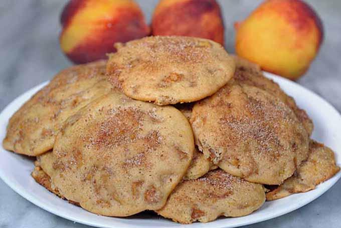Martha's Peach Cookies | GardenersPath.com