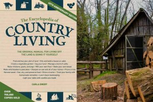 Celebrating 40 Years: A Review of The Encyclopedia of Country Living