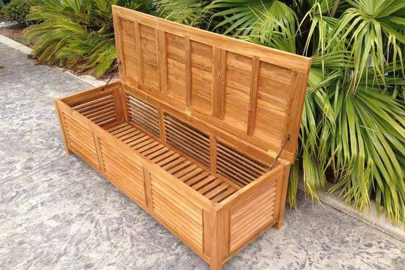 Marvelous The Best 10 Deck Boxes For Your Porch Patio Pool Or Lamtechconsult Wood Chair Design Ideas Lamtechconsultcom
