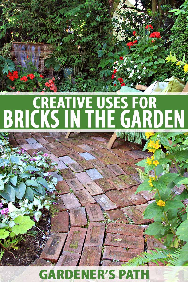 Landscaping With Bricks