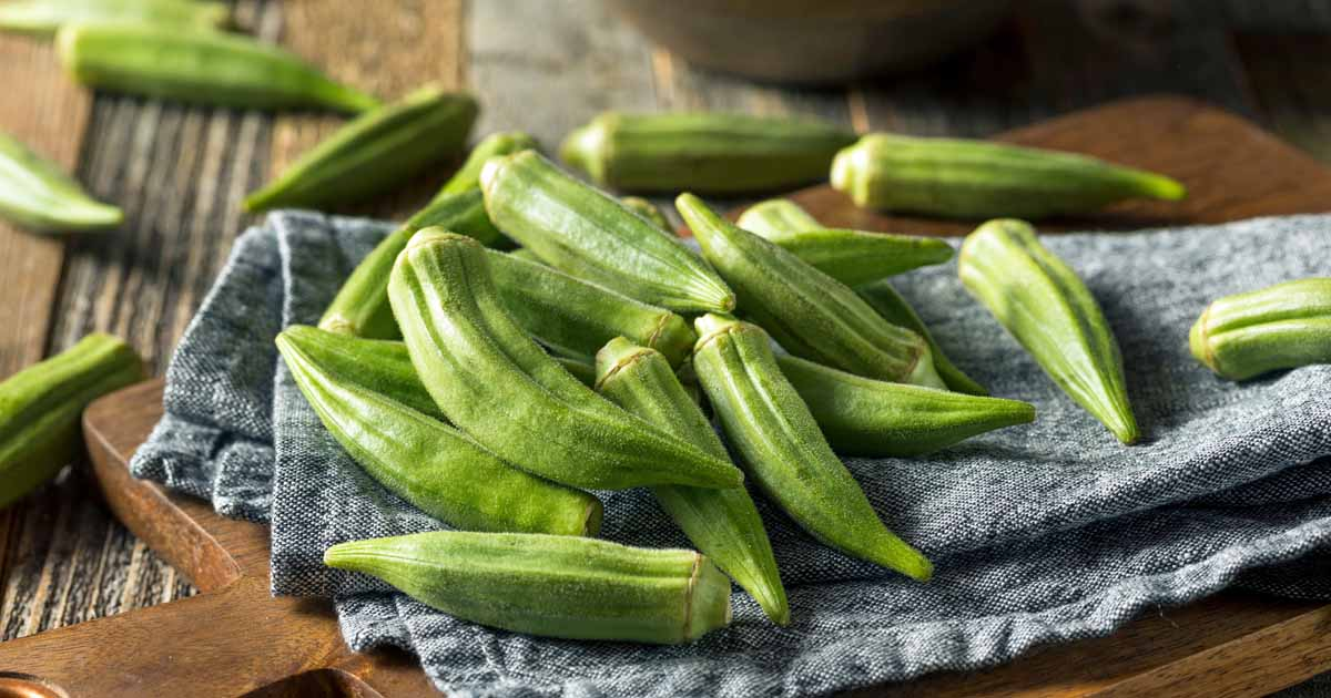 When And How To Harvest Okra Tips Advice Gardener S Path