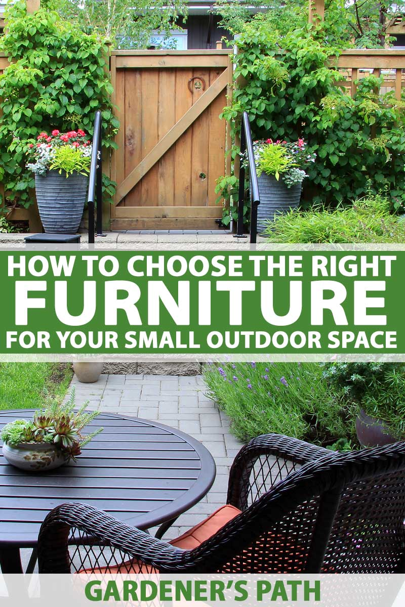 How To Choose The Best Small Space Patio Outdoor Furniture In 2020