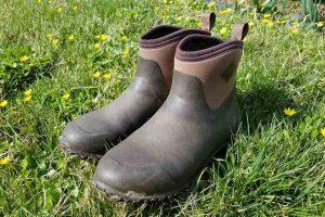 Muckster II Ankle Muck Boots: A Versatile, Waterproof Gardening Shoe