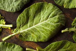 What Are the Health Benefits of Homegrown Collard Greens?