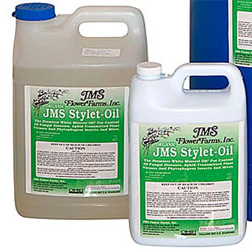 A close up of the packaging of JMS Stylet-Oil on a white background.