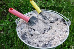 How to Compost Wood Ashes