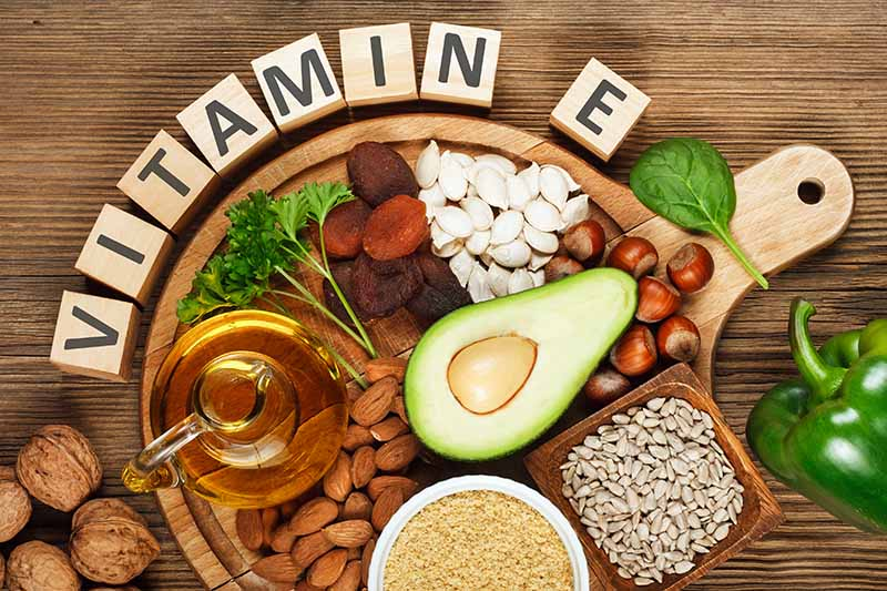 Top Homegrown Sources of Vitamin E