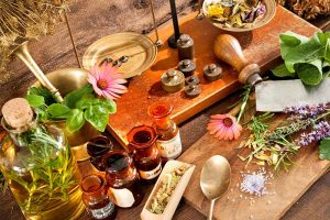 Combat Cold Season Naturally with Herbs and Plants from the Garden