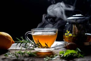 Make Soothing Herbal Tea for Coughs, Colds, and the Flu